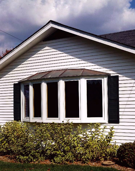 5 section bow w metal hip roof weathermaster windows for Metal hip roof