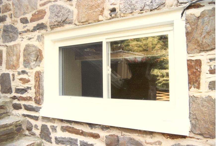 Basement Slider Window Weathermaster Windows