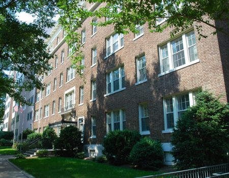 Boston University, Washington Center