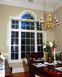 Image result for bay window with separate single hungs