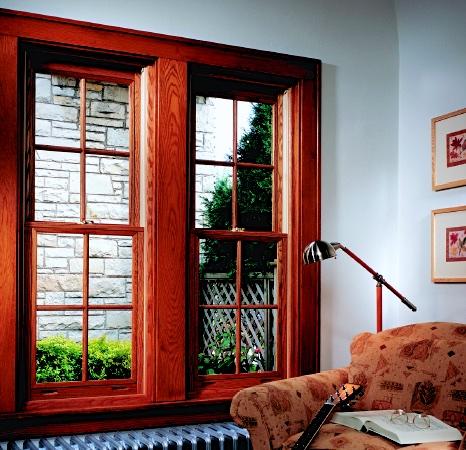 Wood Double Hung Window Weathermaster Windows