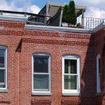 2nd Floor Exterior of Duplex in Adams Morgan