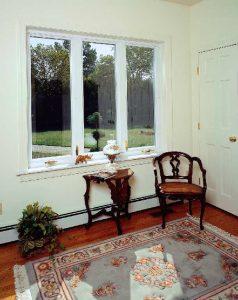3 Lite Casement Window
