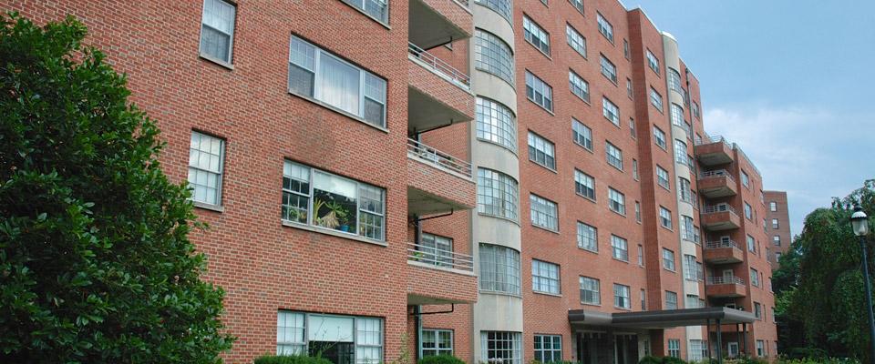 The Carrollton Apartments Exterior