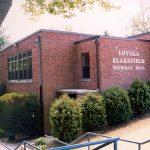 Loyola Blakefield Sheridan Hall Exterior