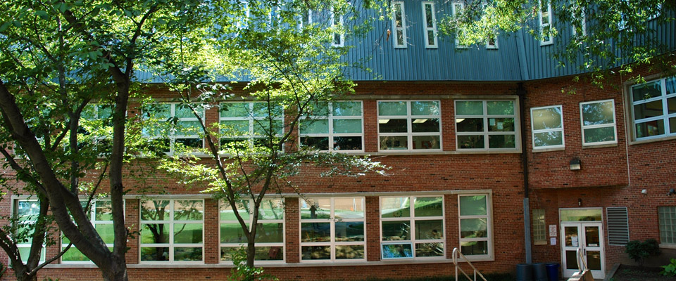 Sidwell Friends School Exterior After Work
