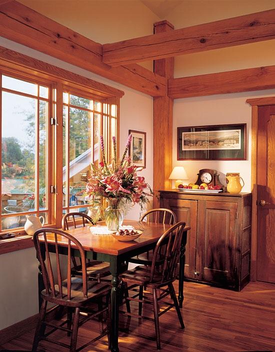 Allen Twin Casement Window w/ Prairie Style Grids
